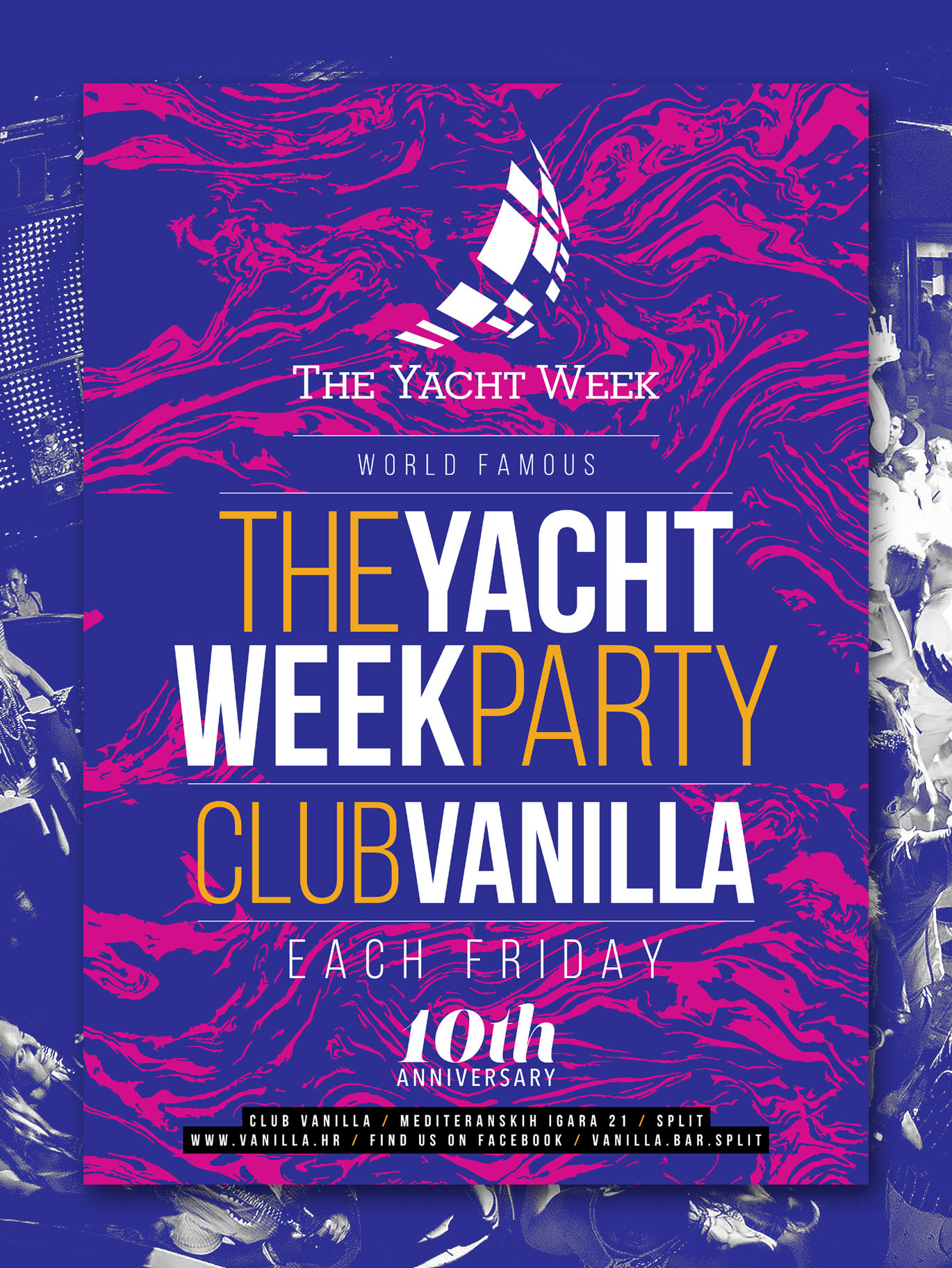 The Yacht Week - Sailing
