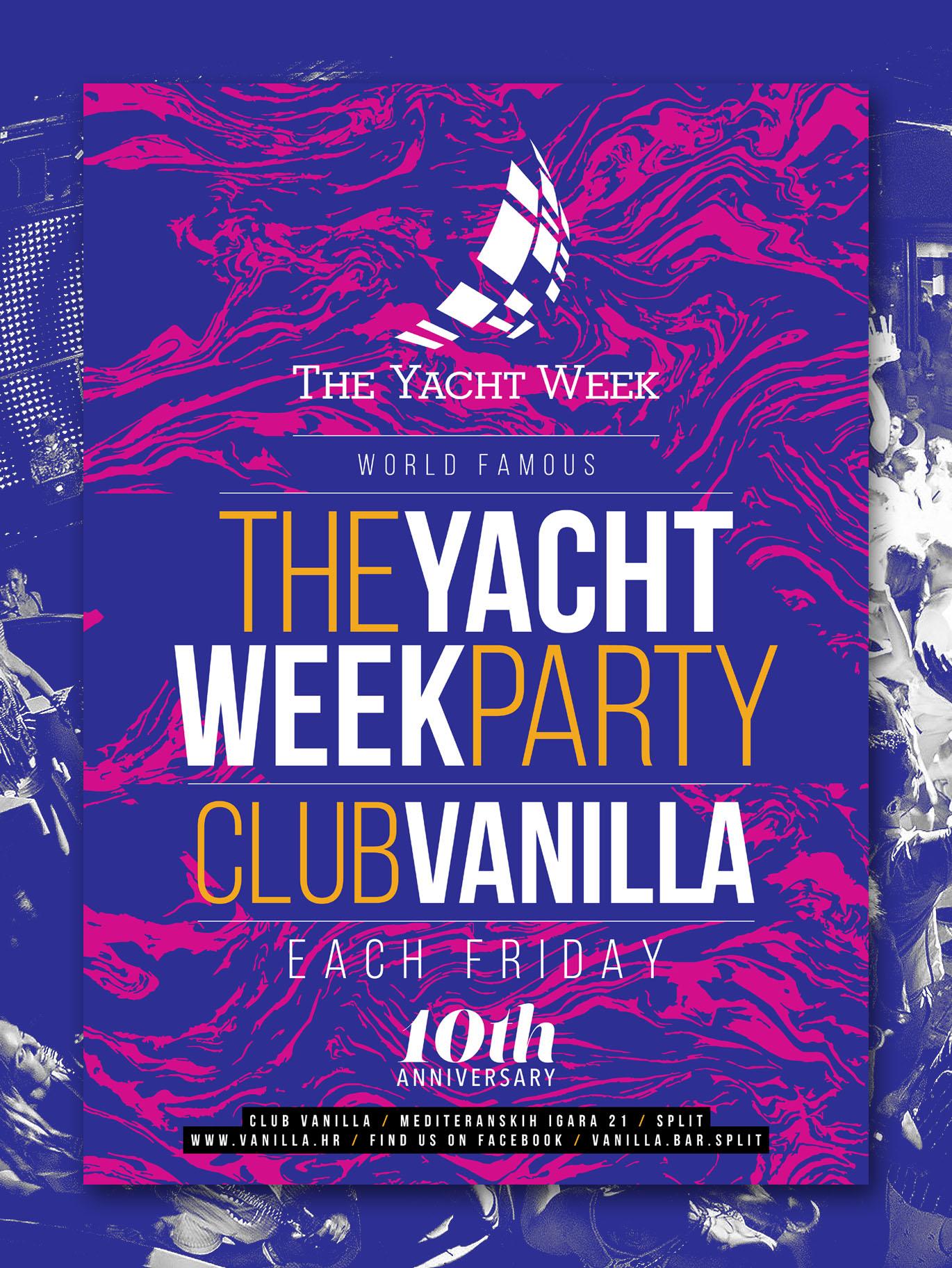 The Yacht Week - Sailing